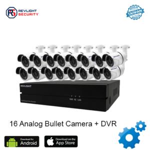 16 Camera DVR Security System