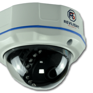 IP dome camera - Revlight Security