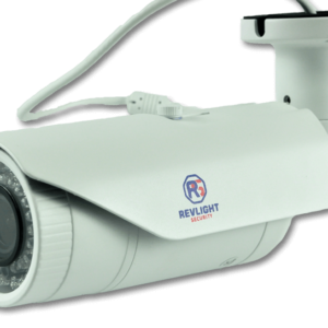 IP motorised zoom bullet camera - Revlight Security