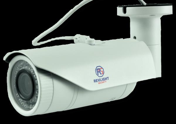 IP motorised zoom bullet camera - Revlight Security