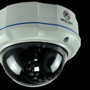 IP motorised zoom dome camera - Revlight Security