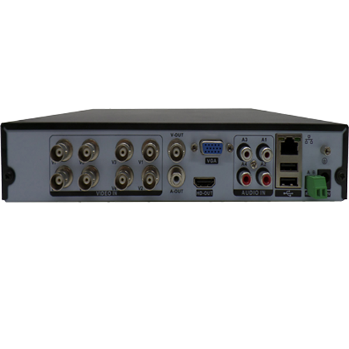 8 Channel DVR System