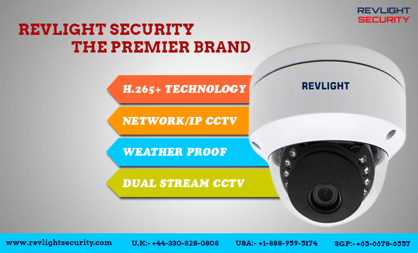 REVLIGHT SECURITY THE PREMIER BRAND