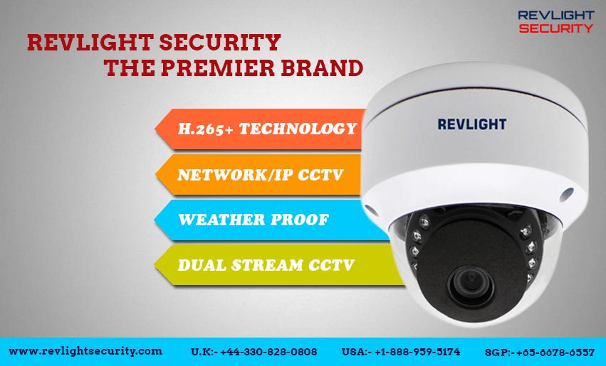 The premier brand - Revlight Security