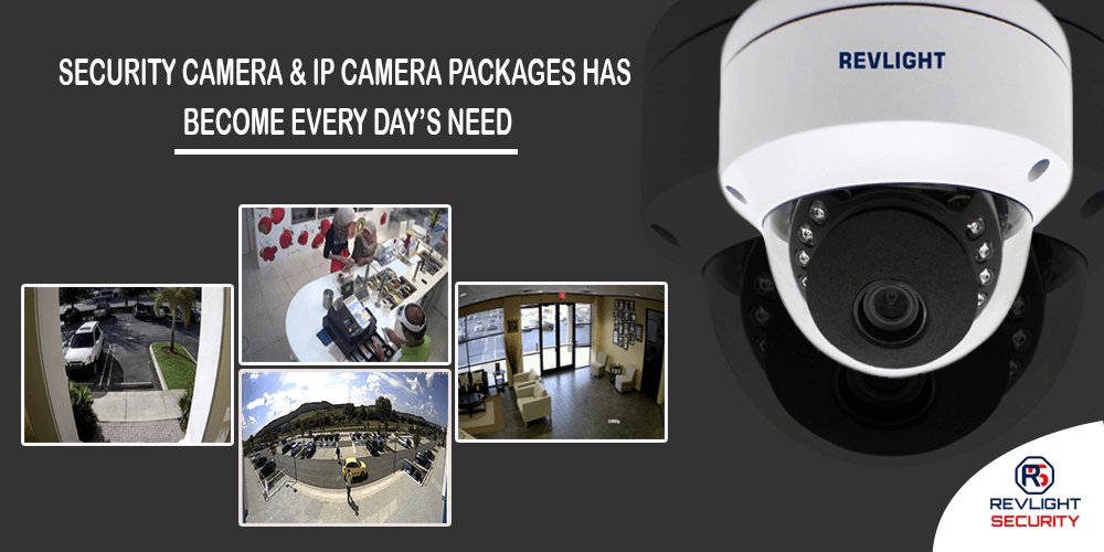 Ip Camera packages - Revlight Security
