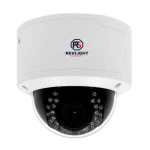 IP Moterized Zoom dome cam
