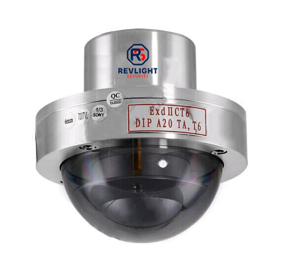 Explosion-proof High Speed Dome Camera (Scorpion) - Revlight Security