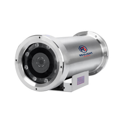 Explosion-proof High Speed Bullet Camera (Mantaray) - Revlight Security