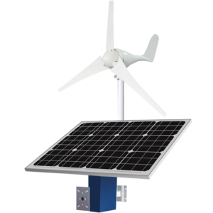 Solar-wind system - Revlight Security