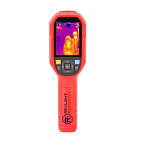 ±0.5˚C 165K Human Body Thermal Camera - Revlight Security